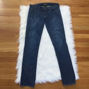 Lucky Brand Catestacked Skinny Jeans